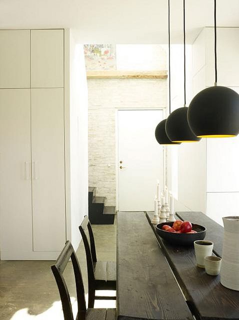a renovated barn in denmark by the style files
