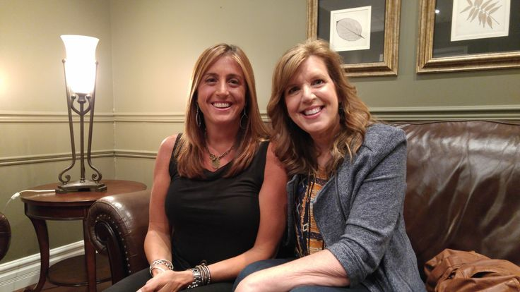 We recently spent the day with Baker Books author Lina Abujarma and Bethany House Nonfiction Suzie Eller at 100 Huntley Street! Stay tuned for Suzie's interview coming in September, and watch Lina's interview on 100huntley.com to learn about her book, Resolved.