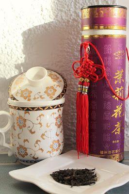 Ladylike - but never old-fashioned: Lust auf ein Tässchen Tee? Heute: Jasmin Tee
