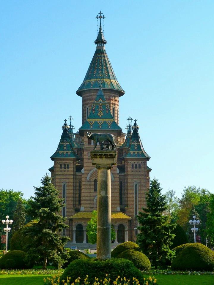 Timisoara, Romania: city where I was born