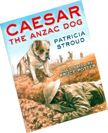 Caesar, the Anzac dog | NZHistory, New Zealand history online