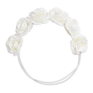Hårbånd med blomster - Lindex