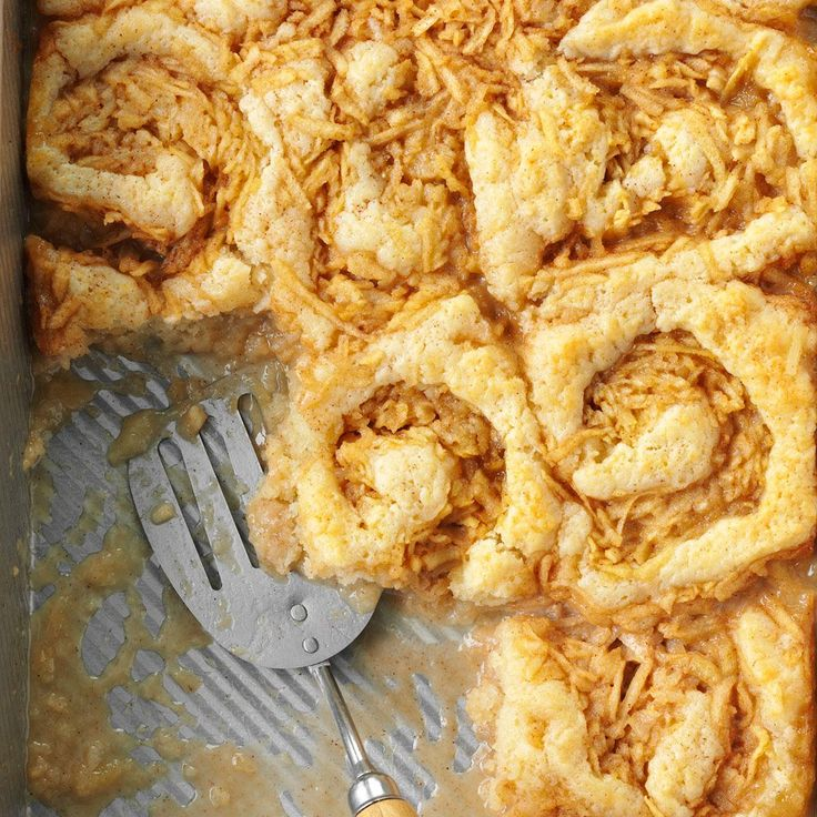 Apple Roly-Poly Recipe -Apple Roly-Poly isn't very fancy, but it's genuine Down East fare. It came from my grandmother. With 13 children plus the men at Grandpa's sawmill, she had to do lots of cooking each day! —Megan Newcombe, Cookstown, Ontario
