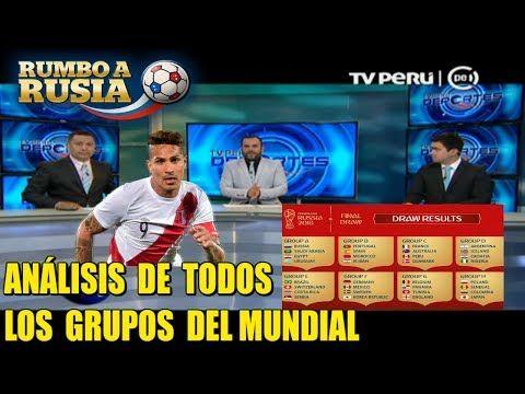 Tv Perú Deportes COKI GONZALES Analiza a los grupos del Mundial incluido Perú - YouTube