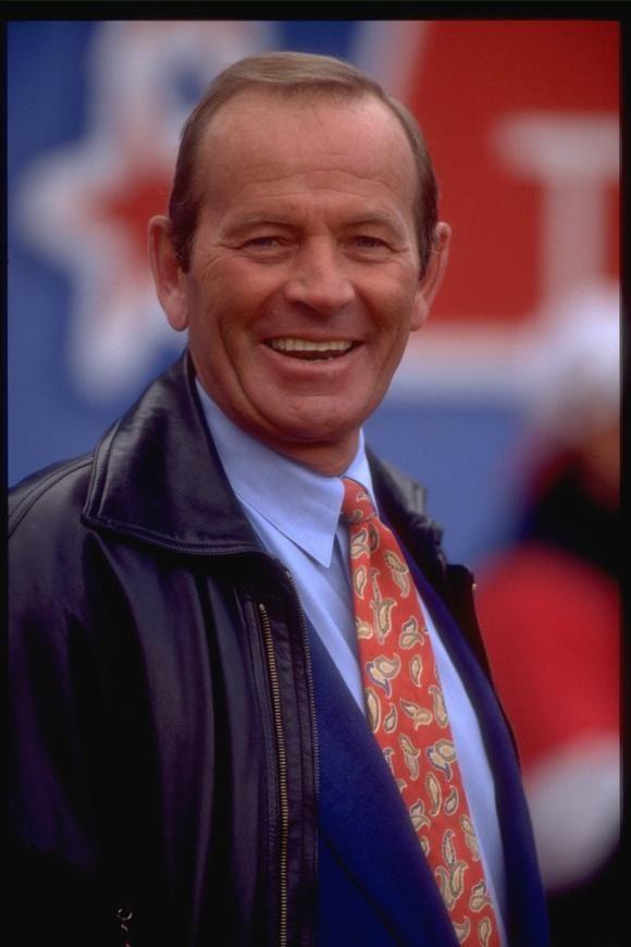 Pat Bowlen owner of Denver Broncos #patbowlen