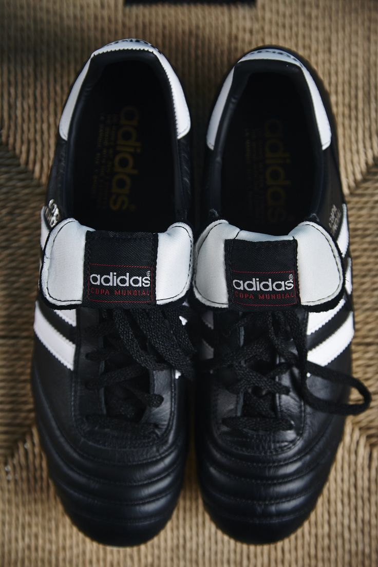 Best selling cleats ever. Copa Mundial from Adidas. A classic.
