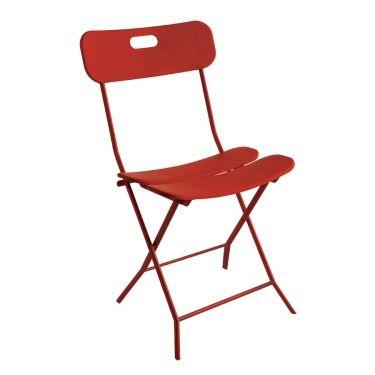 € 33,00 #SCONTO 50% #sedia #pieghevole GAIA, struttura in metallo e sedile/schienale in polipropilene. Sedia colorata, leggera, pratica, dal #design moderno. Approfitta dell' #offerta #chairsoutlet e acquistala adesso, disponibilità limitata! www.chairsoutlet.com