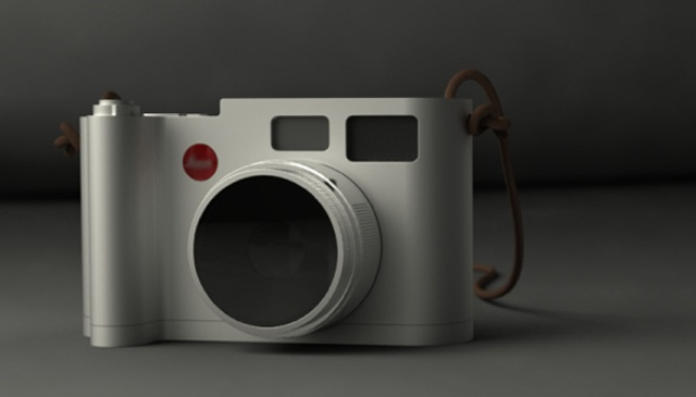 Camera. Invented & Designed by People People in Stockholm