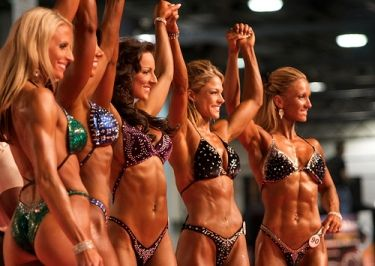 Figure competition diet plan
