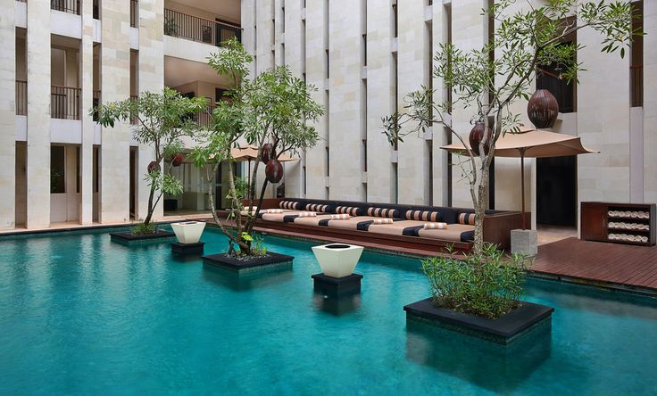 Anantara Seminyak Bali Resort - pool