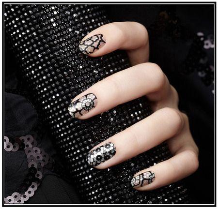 Organic Beauty More Nail Art http://ideasforbeautypic.com/nail-art