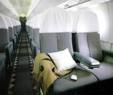 Air france 2001 afrance 2001 air france concorde and for Famous commercial interior designers