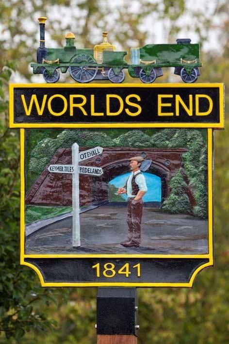 Worlds End, Berkshire, England