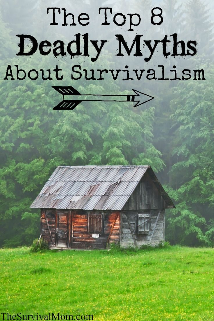 Double check your assumptions about what it takes to be a survivalist!