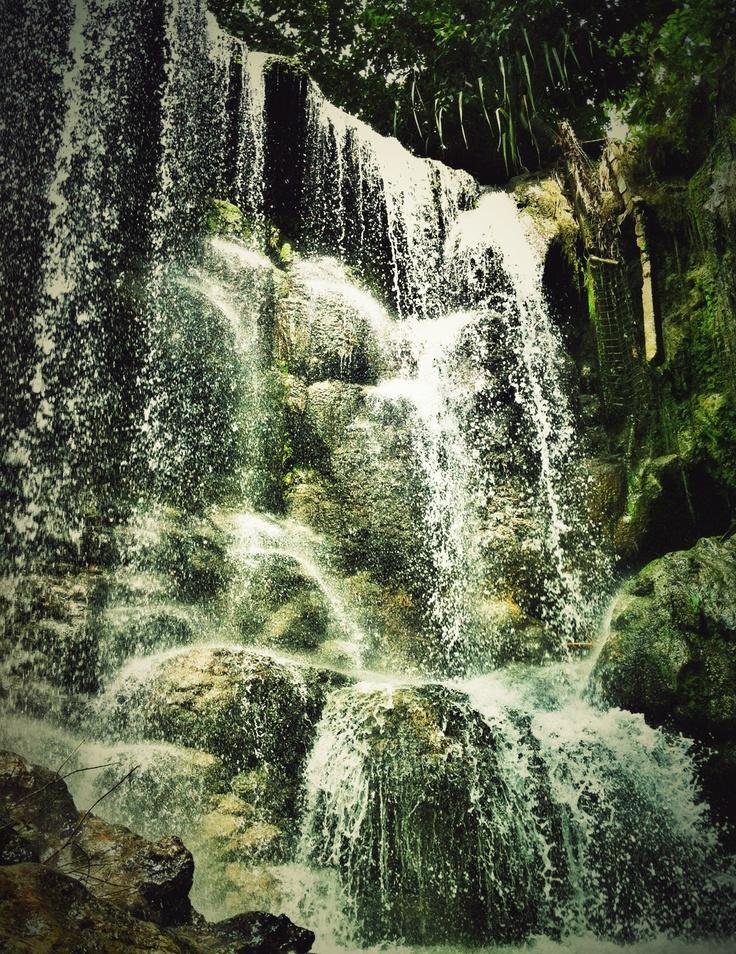 Oenesu Waterfall, Kupang NTT - Indonesia