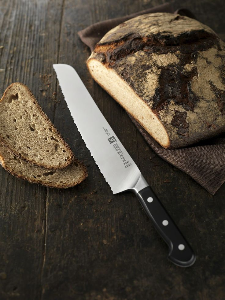 "ZWILLING Pro 10"" Ultimate Bread Knife"