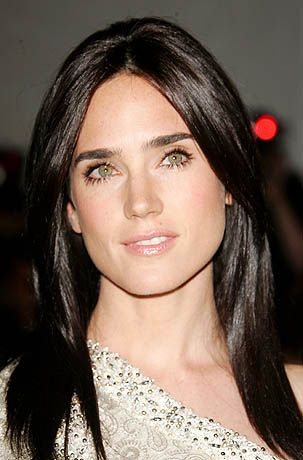 Jennifer Connelly.  She is not only beautiful, she is brilliant as well.