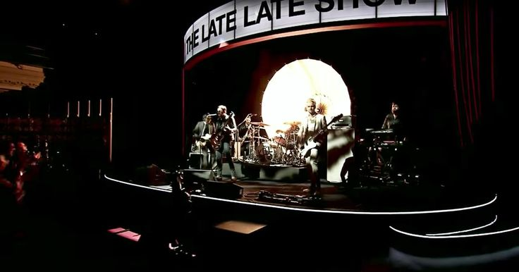 See Kings of Leon Perform Roaring 'Reverend' on 'Corden' #headphones #music #headphones