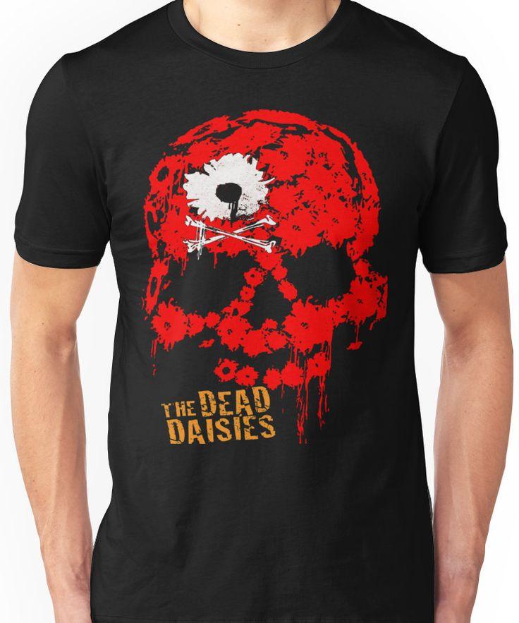 SANDY06 The Dead Daisies Tour 2016 Unisex T-Shirt