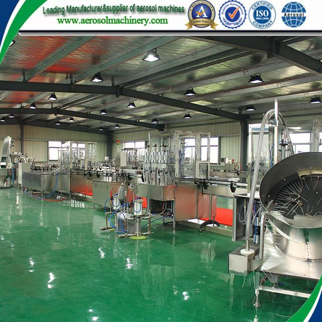 professional manufacturer Semi-Automatic paint spray filling machine for aerosol cans and caps     More: https://www.aerosolmachinery.com/sale/professional-manufacturer-semi-automatic-paint-spray-filling-machine-for-aerosol-cans-and-caps.html