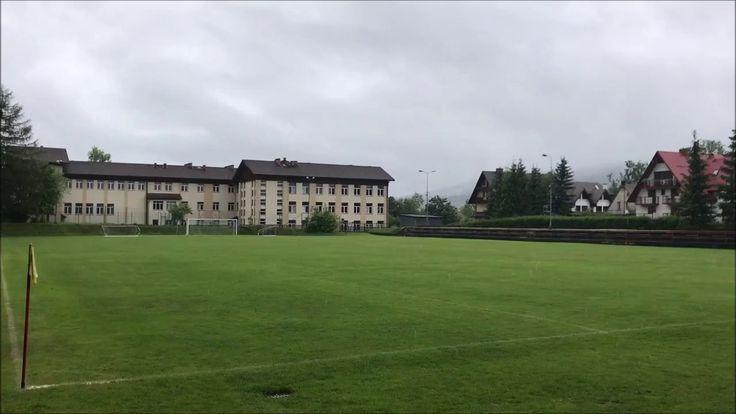 Stadium Guide: KS Wisła Zakopane. 2017-06-10