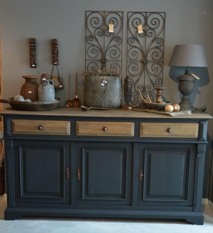 25 beste idee n over dressoir op pinterest dressoir 50er jaren dressoir en 50er jaren meubilair - Oude meubilair dressoir ...