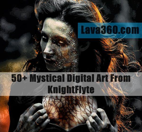 50+ Mystical Macabre and Horror #DigitalArt Photo Manipulations