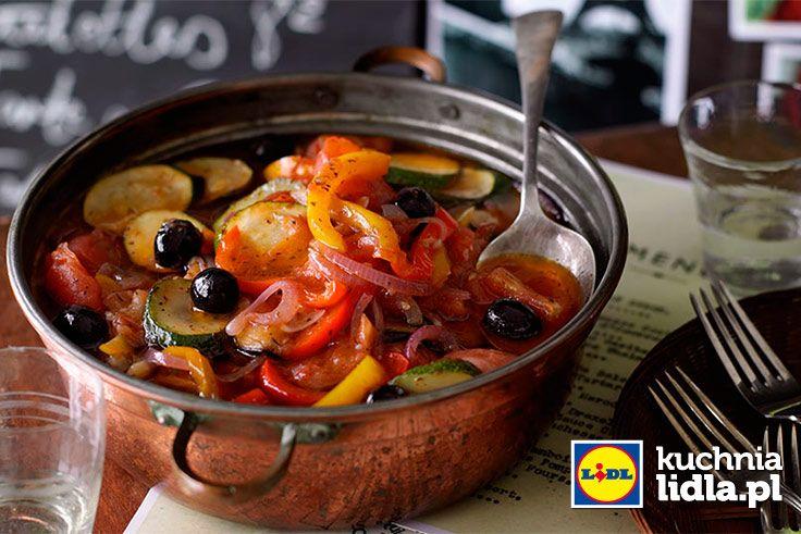 Ratatouille.  Kuchnia Lidla - Lidl Polska. #kuchniafrancuska