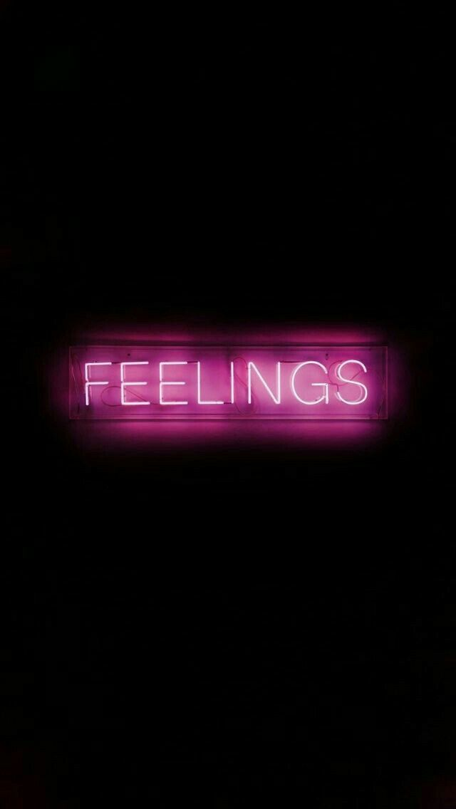 When Feelings Are Just A Series Of Neuro Chemical Signals Repinned To Inspiration Board In 2020 Wallpaper Iphone Neon Neon Wallpaper Neon Signs