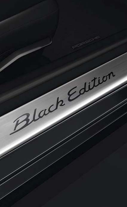 Porsche 911 Black Edition Special, The Luxury Supercar - VERYBEST.COM