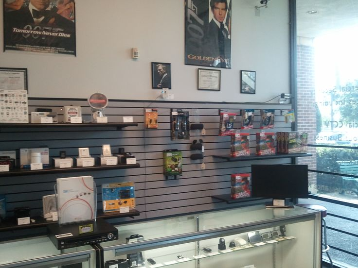 We have a full selection of security items to help with most any situation