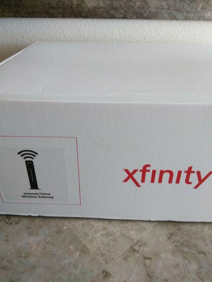 Comcast Xfinity  Modem Router Wireless Gateway  #XFINITY