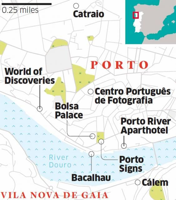Porto: Fine wine and understated charm in Portugal's Latin city with northern soul - via The Independent 08.02.2016 | Porto may have launched Portugal's golden age of exploration, but it is still waiting to be discovered...