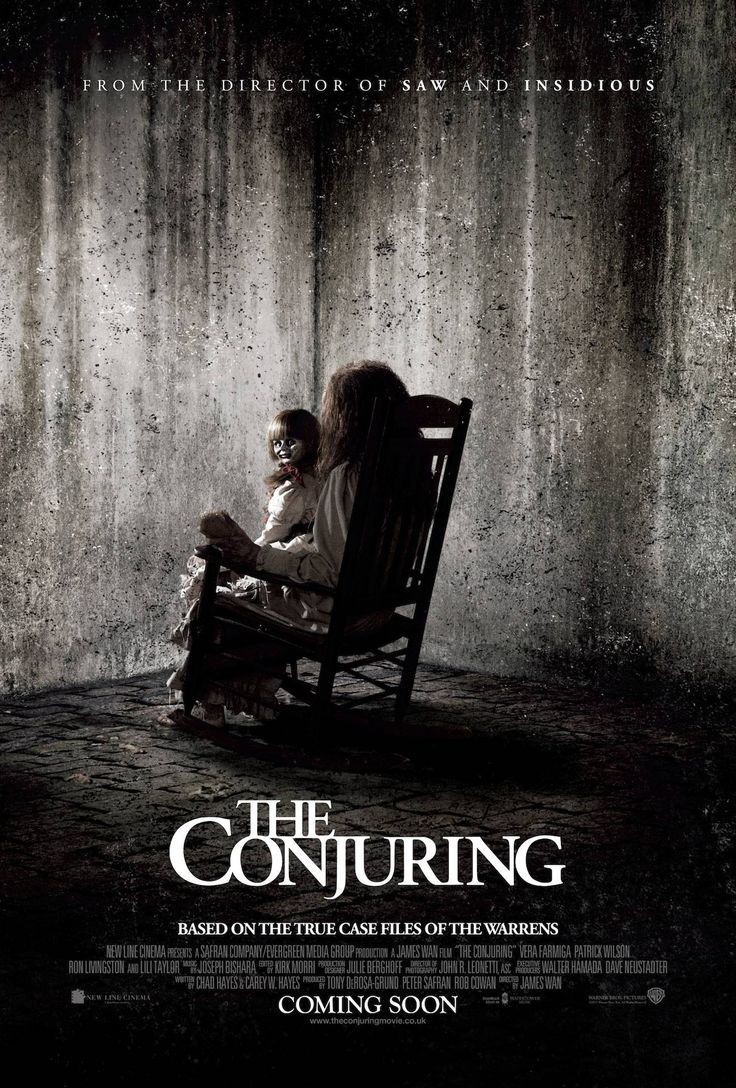 Paranormal Investigators Ed And Lorraine Warren Work To Help A Family Terrorized By A Dark Presence In Their Farmhouse Imdb Beyond Hollywood