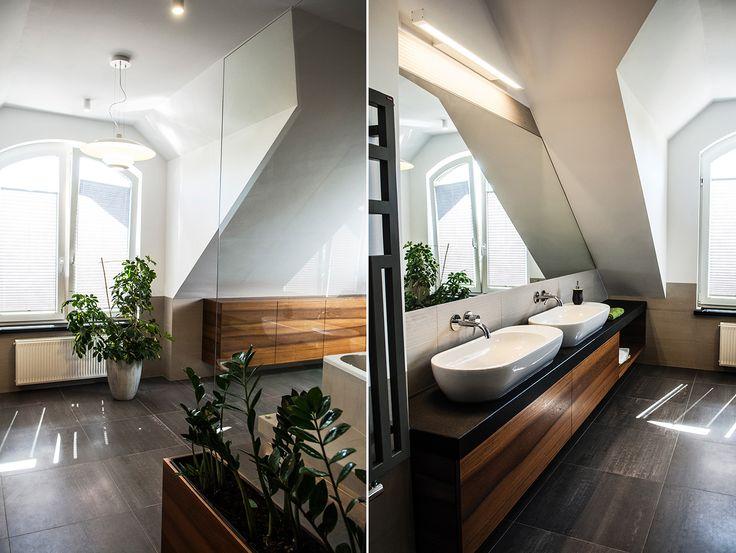 DOM JEDNORODZINNY W SZRENIAWIE, 100m2 - Projektowanie wnętrz, mebli i oświetlenia oraz druk 3D – Artes Design