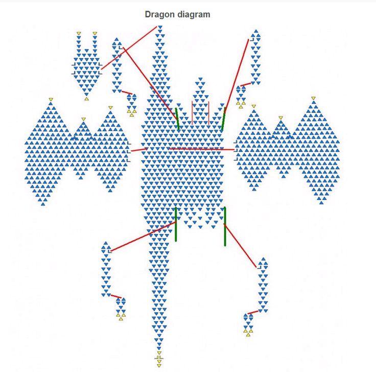 3d Origami Dragon Diagram - Example Electrical Wiring Diagram •