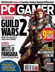 PC Gamer June 2012