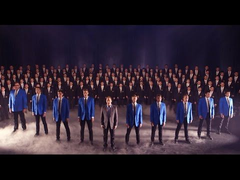 Nearer, My God, to Thee — BYU Vocal Point feat. BYU Men's Chorus - YouTube
