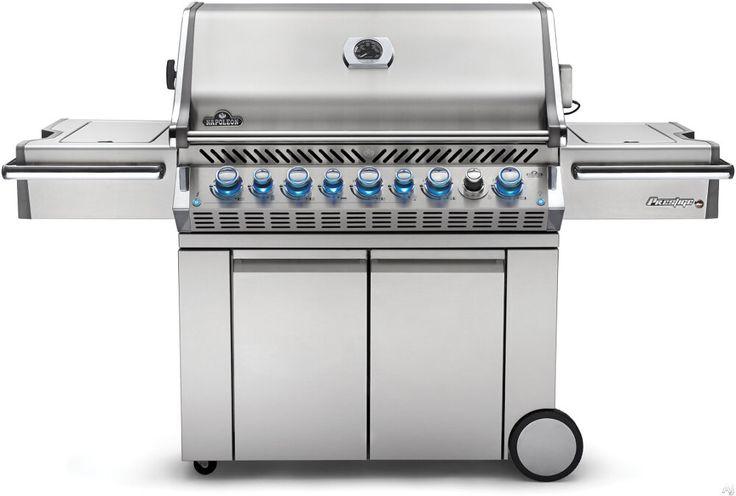 Grill gazowy Napoleon PRO665 Piękna maszyna #grill360 #grillowanie #napoleongrills #decofire