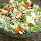 Caesar Salad Supreme- Made this for dinner last night and the dressing is fantastic and so easy. My new favorite. I also added sliced black olives and tomatoes to our salad.