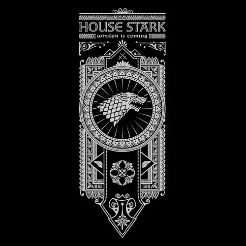 Game of Thrones House Banners by Oliver Ibáñez