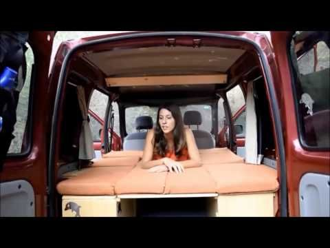 Kangoo camper - YouTube                                                                                                                                                                                 Plus