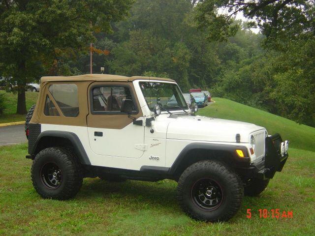57 Best Jeep Wrangler Tj 1997