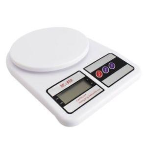 a pritech bascula de cocina digital 5kg 500g balanza precision grande