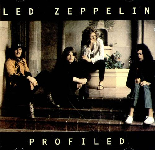 Profiled was a promo-only interview CD made to accompany the Led Zeppelin box set. In 1992 it was commercially released as part of the special edition Led Zeppelin Remasters boxed set.