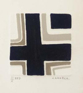 Nicolas Carrega - Composition Abstraite