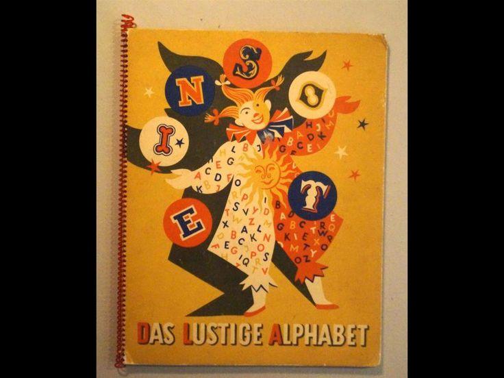 Das lustige Alphabet für alle Kinder, die: Picart-le-Doux, Jean und