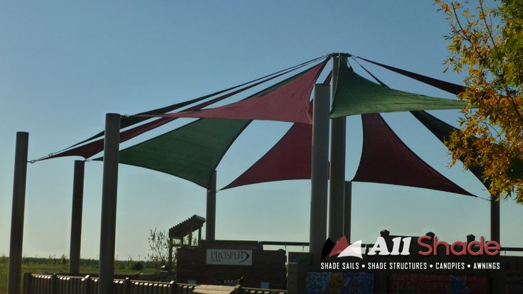 awning structure | Pictures of Shade Structures. Shade Sails, Canopies & Awnings