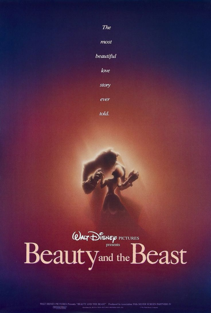 Beauty And The Beast ..... The most beautiful love story ever told