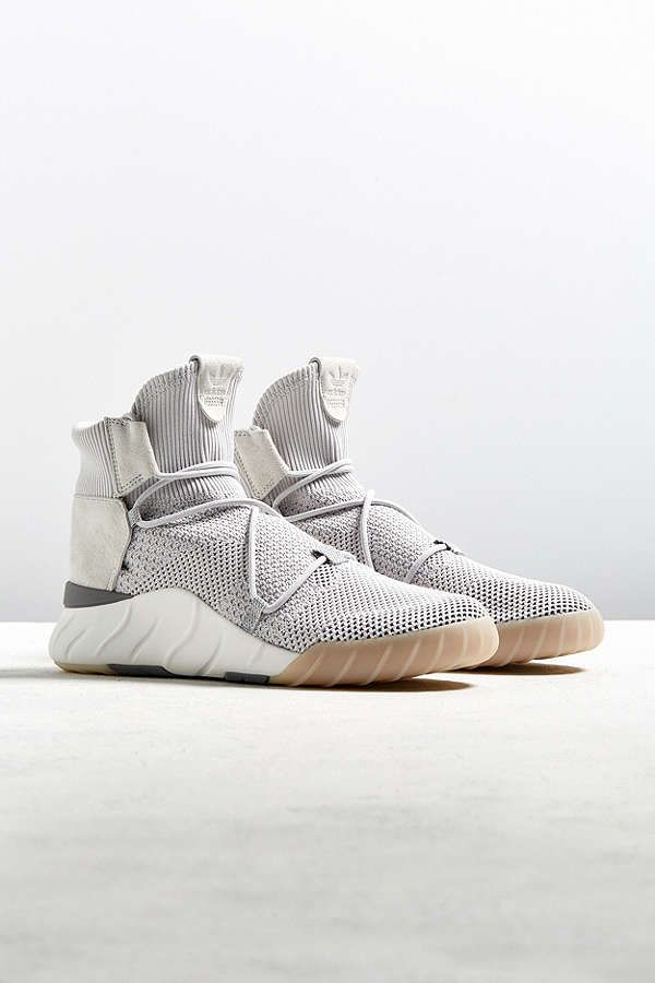adidas Originals TUBULAR X PK Sneaker high white/vintage white